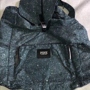PINK Victoria Secret Sparkle Backpack